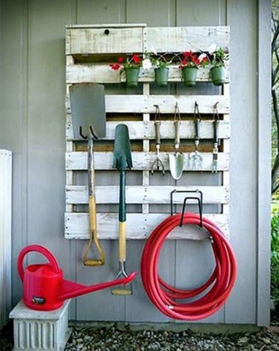 Papel, reciclaje, jardín...