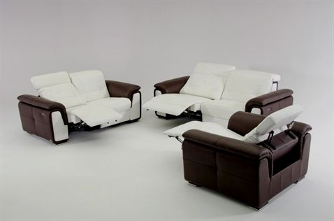 Perfect Electric Recliner Sofa Inspiration Source Http Www Lafurniturestore Com E9000 Modern Leath Modern Leather Sofa Modern White Leather Sofa Modern Sofa