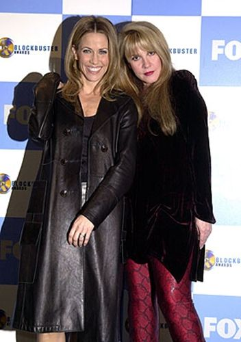 Stevie & Sheryl love you ladies!!!