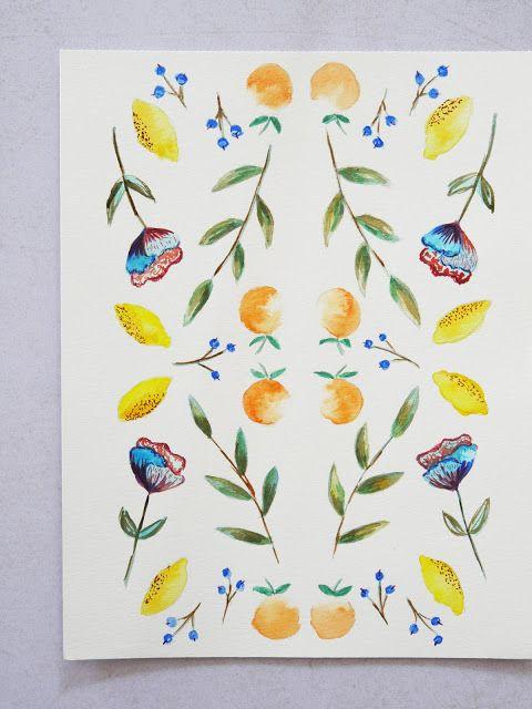 Initiation A La Gouache Ou Peinture Acrylique Acrylic Painting