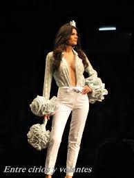traje flamenca pantalon