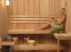 sauna kit sauna heater sauna modular sauna finlandia. Black Bedroom Furniture Sets. Home Design Ideas