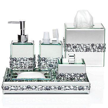 vanity set vanities and bathroom accessories on pinterest. Black Bedroom Furniture Sets. Home Design Ideas