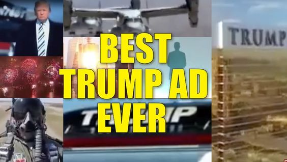 """There are a lot of """"fan-created"""" videos out there, and many are really good. This one here is really, REALLY good. If all of America watched this ad, the election would be over today. Watch the video, and please take a moment to share or retweet it. EDITOR'S UPDATE : Sadly this video was removed from YouTube Here is another of Trump's greatest fan made videos Amy Moreno is a Published Author , Pug Lover & Game of Thrones Nerd. You can follow her on Twitter here . Support the Trump…"""