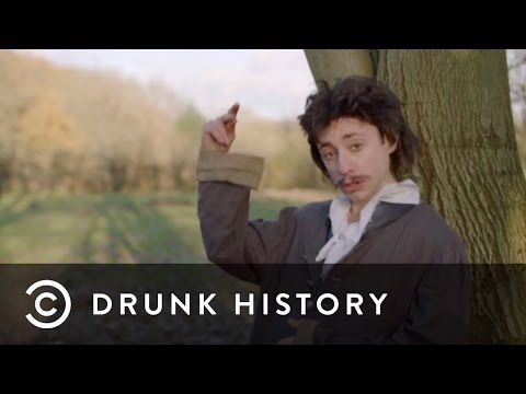 Charles II on The Run From Oliver Cromwell | Drunk History - YouTube