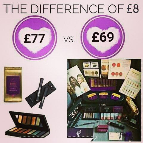 """WANT SOME EXTRA CASH IN TIME FOR XMAS!!!! """"GET THE KIT"""" of Makeup for only 69/$99!!! You can buy this Brand New Kit just for the Makeup and Future Discount! OR You can get all that AND Start your own Business like I did! The choice is yours! Message me for more information on this NO OBLIGATION deal! This Kit is worth over 175/$250 and it's all yours for only 69 Oh and if you want to turn this into a business I WILL TRAIN AND HELP YOU every step of the way and you can be a part of this…"""