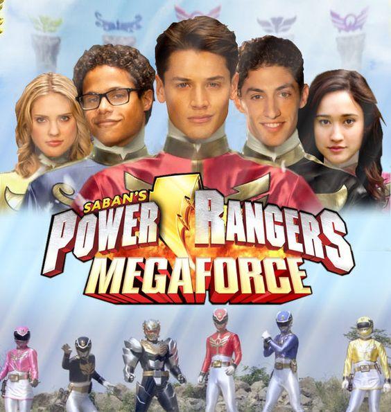 Power rangers megaforce power rangers pinterest art power rangers megaforce and power rangers - Moto power rangers megaforce ...