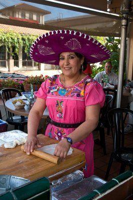 Cafe Coyote  (yummmmm corn tortillas!)