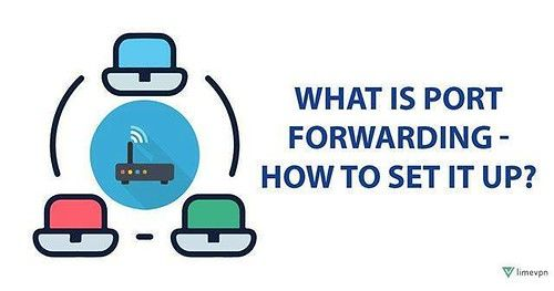 Port Forwarding Lets You Connect With Any External Device With