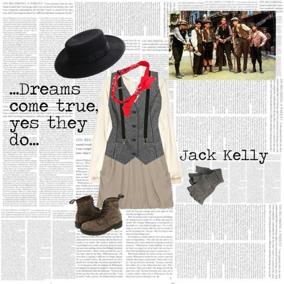 Jack Kelly the Newsies