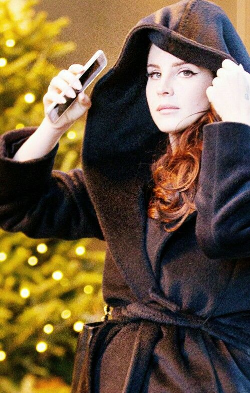 Lana Del Rey at Mandarin Hotel in NYC #LDR