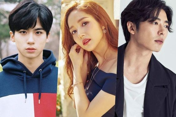 """Yoo Yong Min To Join Park Min Young And Kim Jae Wook In """"Her Private Life"""""""
