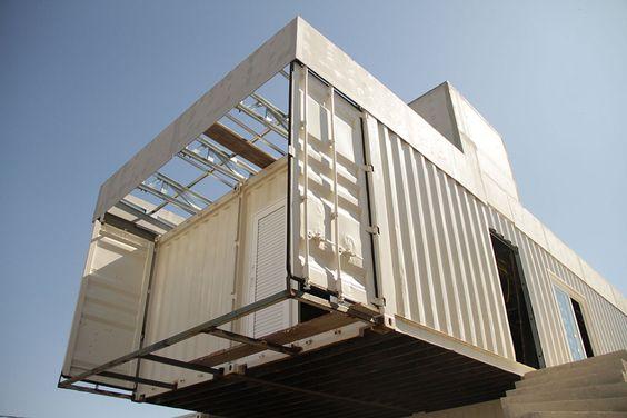 Guia definitivo: Como construir uma casa container | Constru-Básico – Sua casa em um blog.