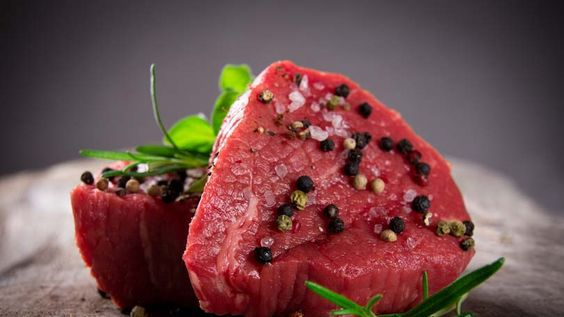 Grill times for steak depend on the type of meat and the internal temperature the meat reaches to keep it safe, however a general rule of thumb is 2 minutes per side for medium rare.