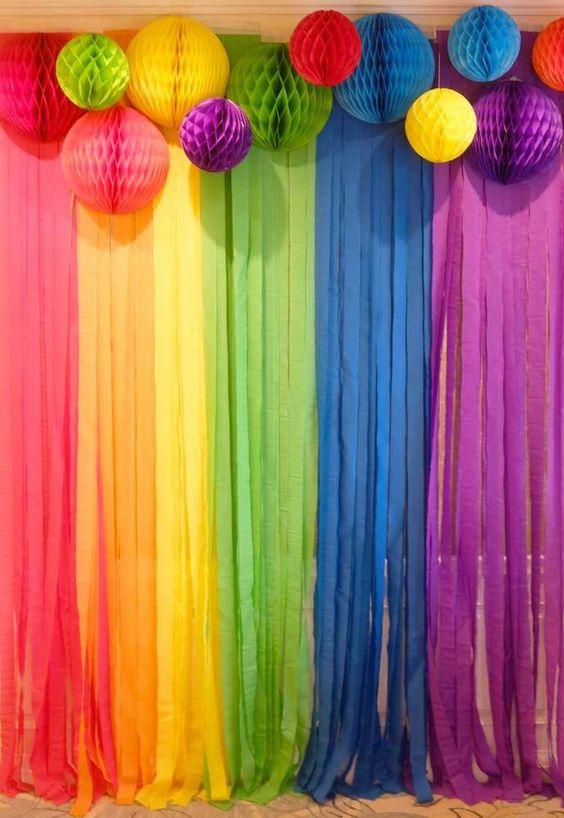 My Little Pony, Rainbow Birthday Party Ideas | Photo 1 of 29 | Catch My Party
