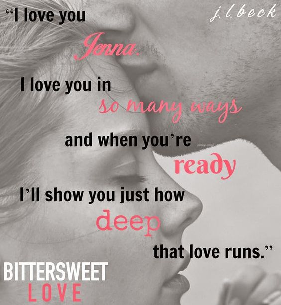 Blog Tour & Giveaway: Bittersweet Love by J.L. Beck.