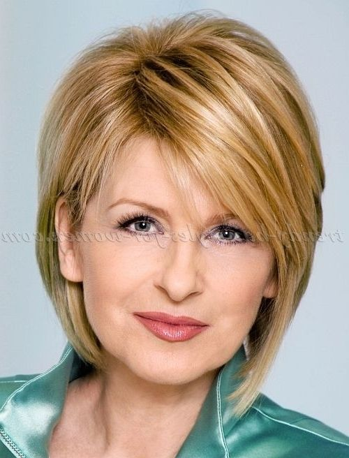 Medium Hairstyles Hairstyles For Fine Hair Over 50 Design Human