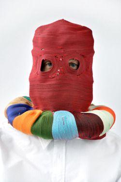 Beautiful Rope Masks ;)))