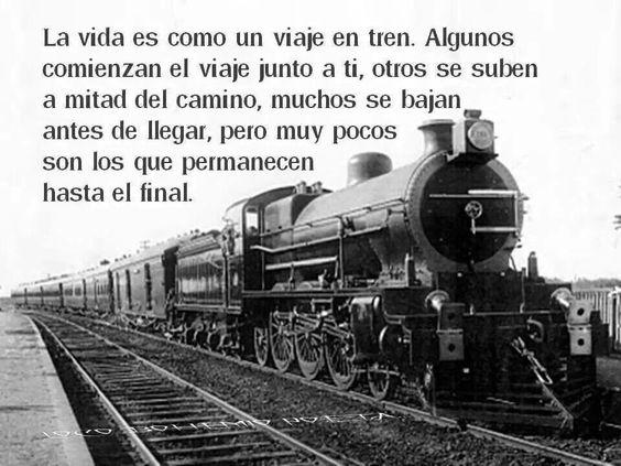 """""""El tren de la vida"""""""