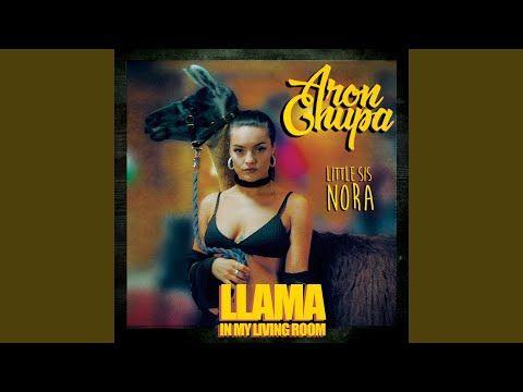 Llama In My Living Room Youtube Llama Sony Music Entertainment Living Room