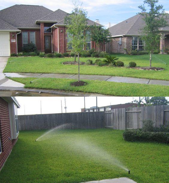 DIY Sprinkler System for $500