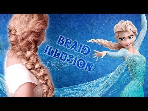 Trenza de novia inspirada en Frozen | Preparar tu boda es facilisimo.com