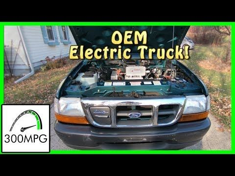 Ford Ranger Ev Walk Around Tour And Overview Youtube Ford Ranger Ranger Electric Pickup Truck