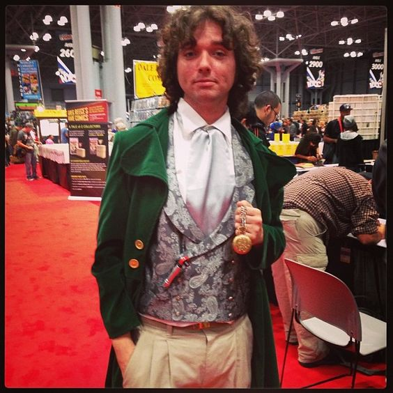 #DoctorWho #Cosplay #NYCC #JavitsCenter