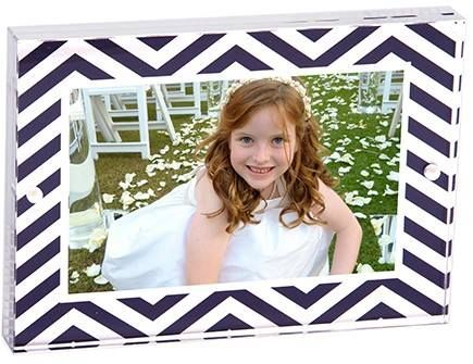 Two sided photo frame  available at Coastal Décor, Fair Haven, NJ. check us out at: www.CoastalDecorandDesign.com