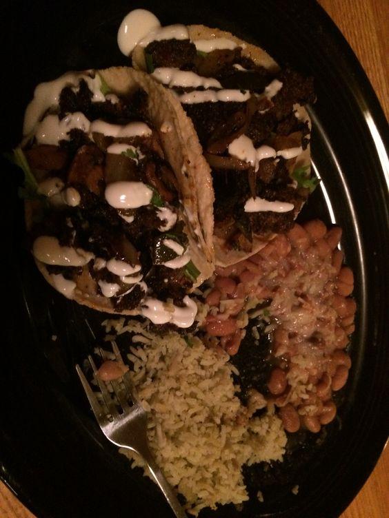 Pescado Blanco.....Mexican Restaurant...Whitefish, Montana....Elk Chorizo Tacos! It's a must!