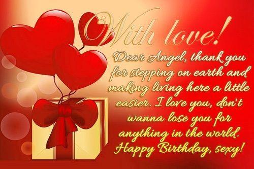 Happy Birthday Wishes For Girlfriend Birthday Wishes For Girlfriend Birthday Wishes For Wife Birthday Wish For Husband