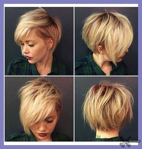 20 Kurze Asymmetrische Bob Frisuren Schonhaartyp Hg Style Hair Firusen Bob Frisur Asymmetrische Frisuren Bob Frisur Dickes Haar