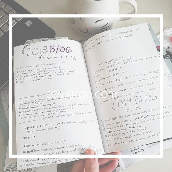 Blog AUDIT SOYVIRGO.COM 2019 BUJO