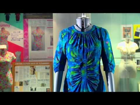 A SMART DUMMY FOR THE FASHION SET… - YouTube