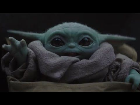 Baby Yoda Magic Hand Thing The Mandalorian Episode 8 Youtube Star Wars Characters Yoda Mandalorian Star Wars Characters