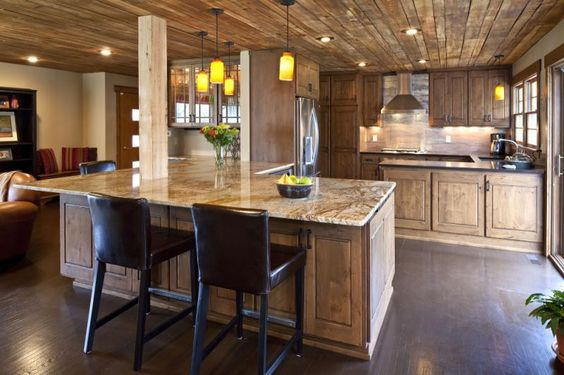 Thorcraft Custom Kitchens, Created By TreHus Builders, MN   Kitchen  Remodeling   Pinterest   Nice, Natural And Custom Kitchens