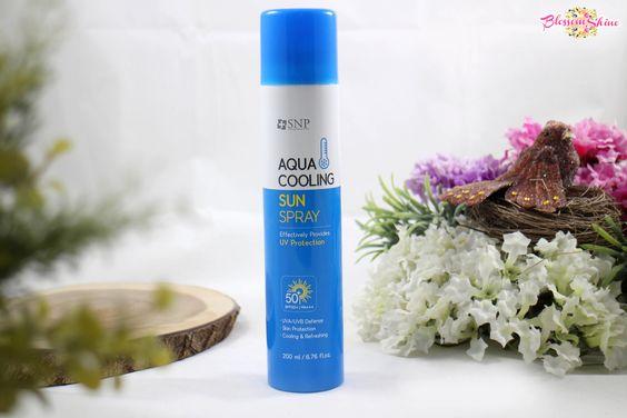 SNP Aqua Cooling Sun Spray