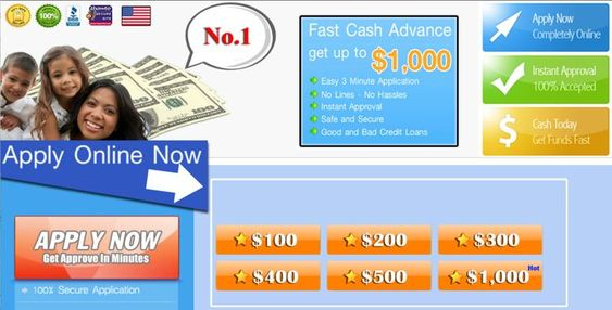 Lender only payday loan bad credit image 4