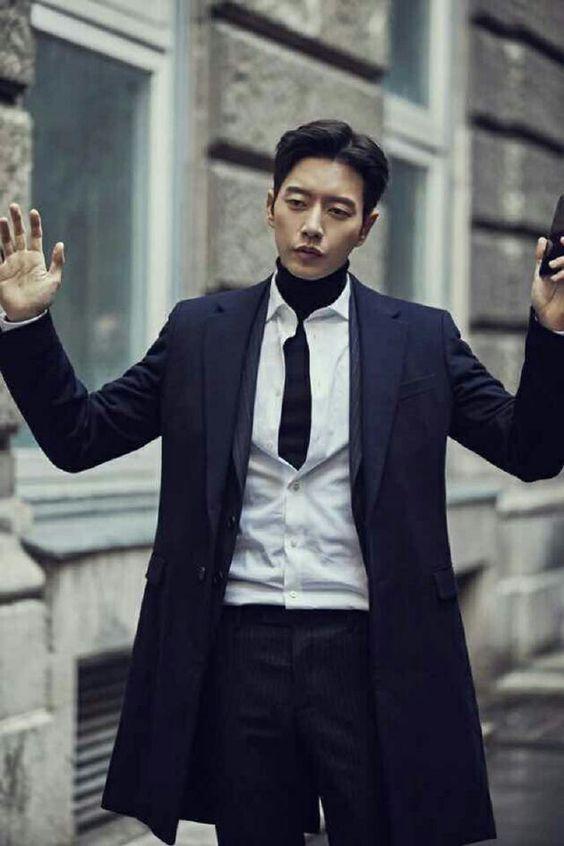 Park hae jin man to man drama ❤❤: