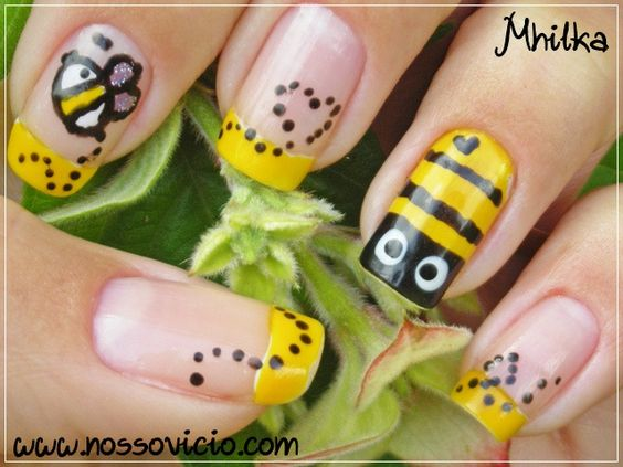 Bees!!!!!! Love this!!!!!!