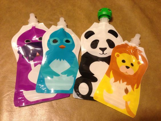 Squooshi Reusable Pouches: A Wonderful, Green Idea for Babies and Toddlers | The Mama Maven Blog