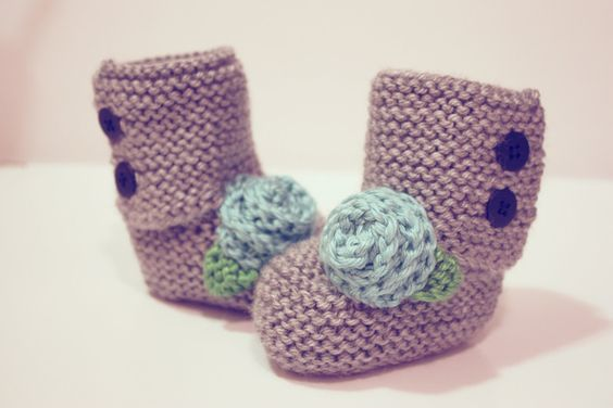 Baby Knitting Patterns Ugg Boots