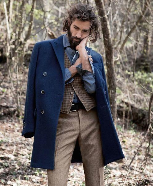men's fashion & style Maximiliano Patane
