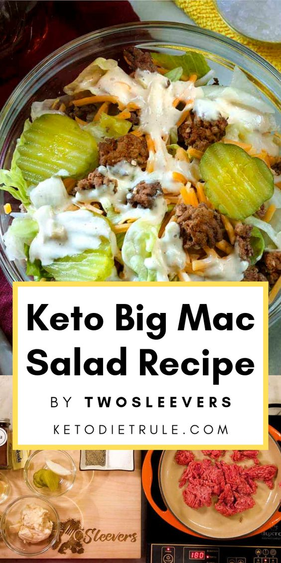 9 Crazy Filling Protein-Packed Keto Salad Recipes to Lose Weight
