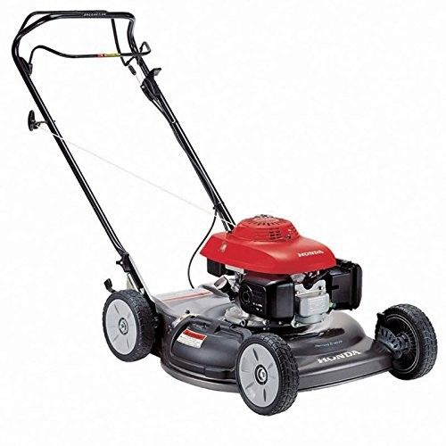 Honda 21 Side Discharge Gas Self Propelled Lawn Mower Lawnmower Hrs216vka Best Lawn Mower Lawn Mower Rotary Mower