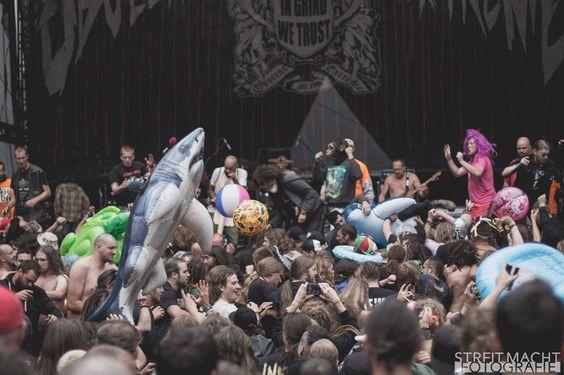 Obscene Extreme Festival #1 - Streit.Macht.Fotografies Webseite!