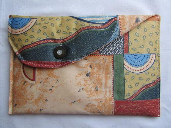 Notebook-Sleeves - Laptoptasche,Notebooktasche - ein Designerstück von smaragde bei DaWanda