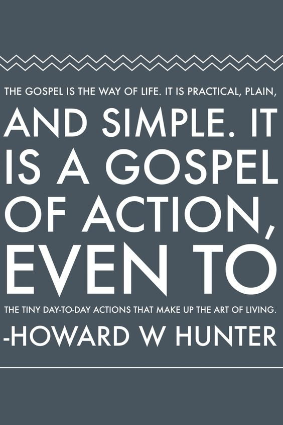 Simple Way Of Life Quotes: The Gospel Is The Way Of Life. It Is Practical, Plain, And