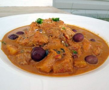 Thai Red Curry With Roasted Chicken--100% from scratch and easier than you think! SO delicious!