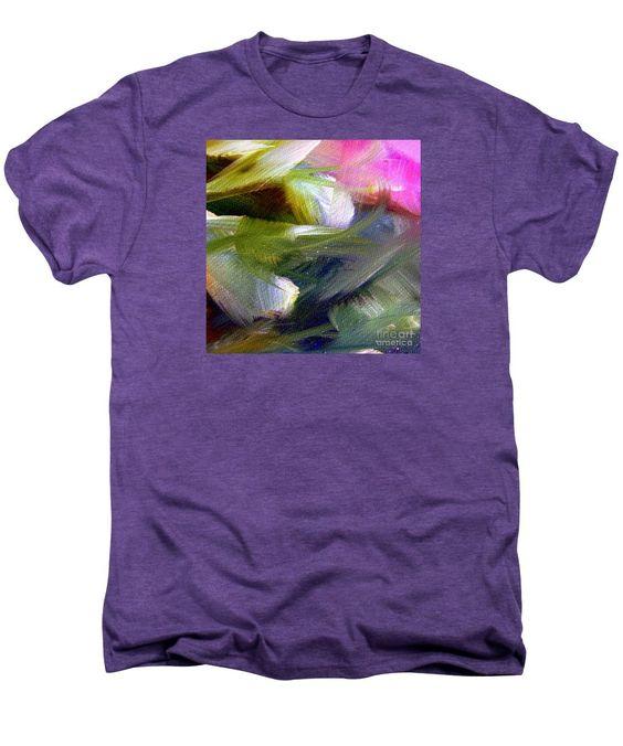 Men's Premium T-Shirt - Abstract 9646